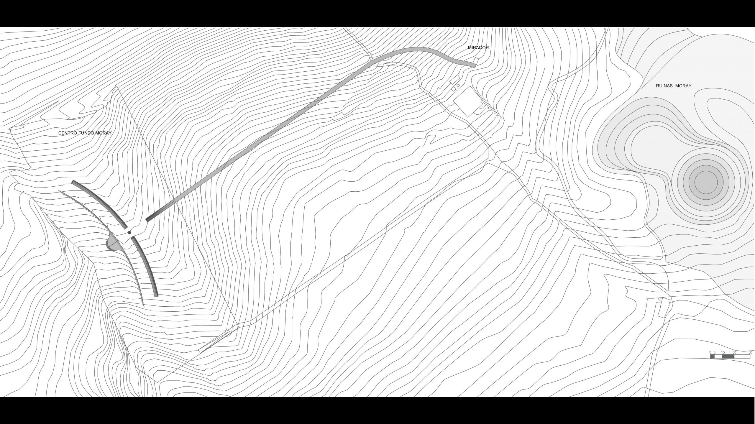 Plot Plan_Moray_Artadi Arquitectos